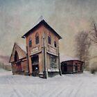Tthe St. Andrews Church at -45 Degrees Celsius by Priska Wettstein