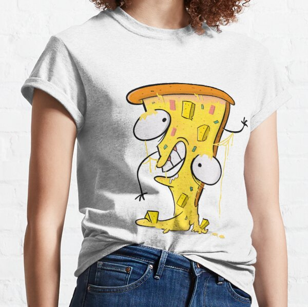 Crusty Pete Pineapple Pizza Boy Classic T-Shirt