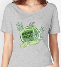 Agender Pride - Central American Dragon Women's Relaxed Fit T-Shirt