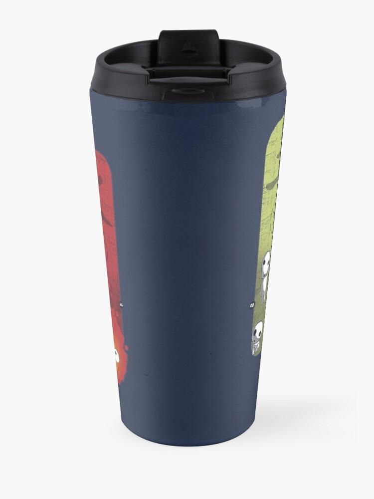 Alternate view of Four Travel Mug