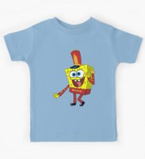 That's His Eager Face - Spongebob Kids Clothes