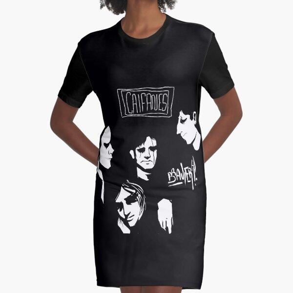 Caifanes (1988) Graphic T-Shirt Dress