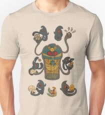 Cofagrigus & Yamask Slim Fit T-Shirt