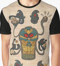 Cofagrigus & Yamask Graphic T-Shirt