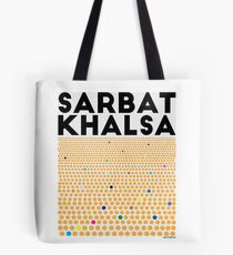 Sarbat Khalsa: Grand Gathering of Sikhs Tote Bag