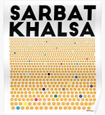 Sarbat Khalsa: Grand Gathering of Sikhs Poster