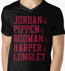 Obviously the Best Starting Lineup Men's V-Neck T-Shirt