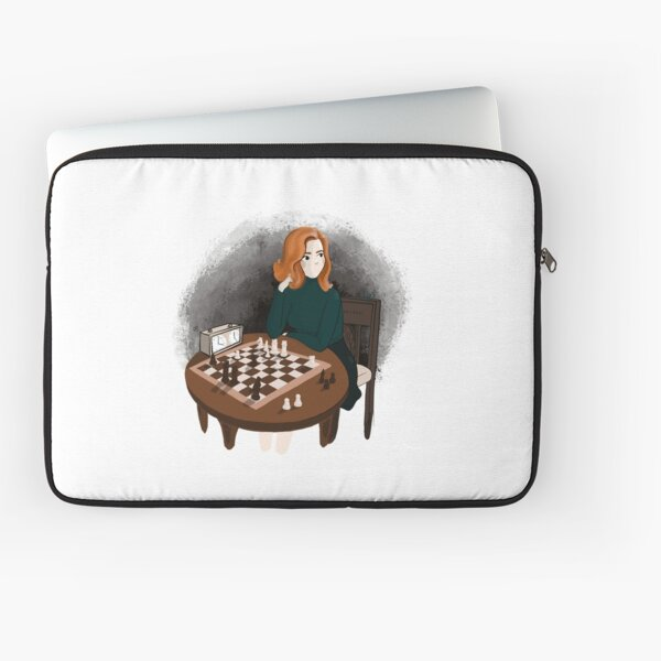 The lady's game Laptop Sleeve