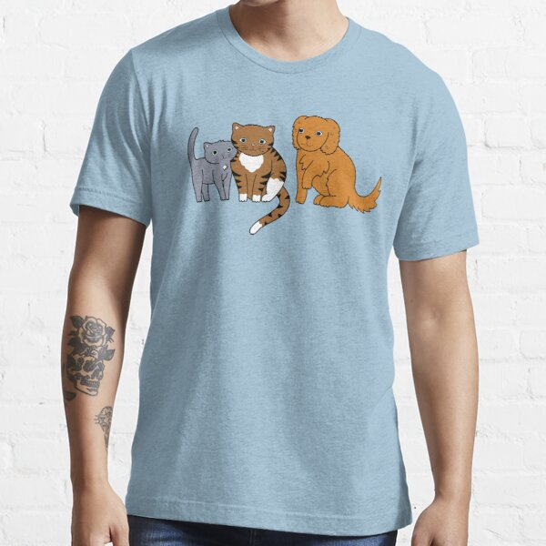 Minnie, Pebbles and Harry Essential T-Shirt