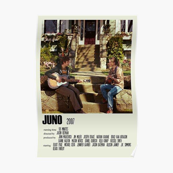 Juno Alternative Poster Art Movie Large (5) Poster