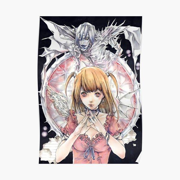 Darkest Misa Character II Poster