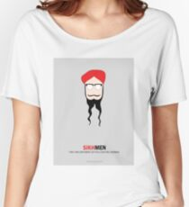 Sikh Men: Making you feel Normal Women's Relaxed Fit T-Shirt