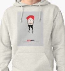 Sikh Men: Making you feel Normal Pullover Hoodie