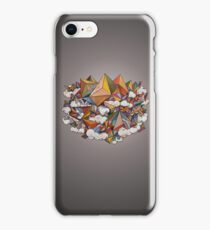 Paper Mountain iPhone Case/Skin