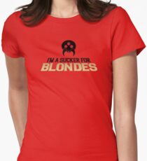 Metroid Sucker for Blondes T-Shirt