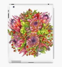 Berries & Proteas iPad Case/Skin