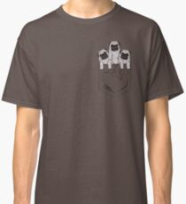 Pocket Pug Classic T-Shirt