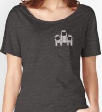 Pocket Pug Women's Relaxed Fit T-Shirt