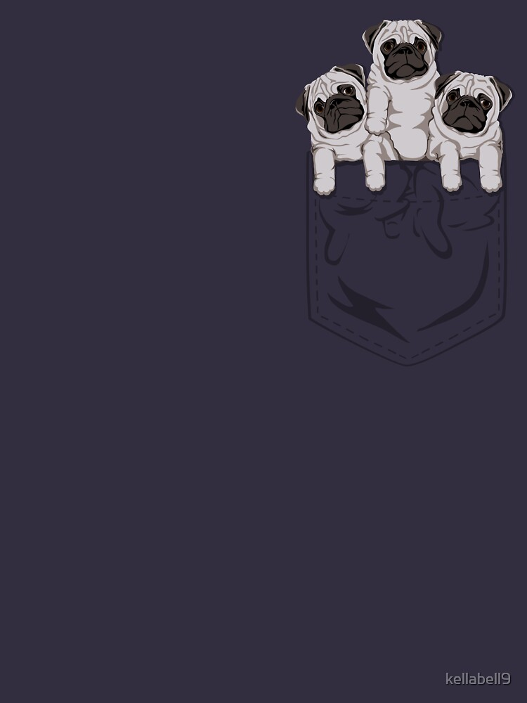 Pocket Pug de kellabell9