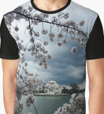 Jefferson Memorial  Graphic T-Shirt
