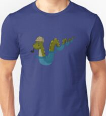 Sherloch Ness Monster Unisex T-Shirt