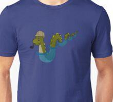 Sherloch Ness Monster Unisex T-Shirt