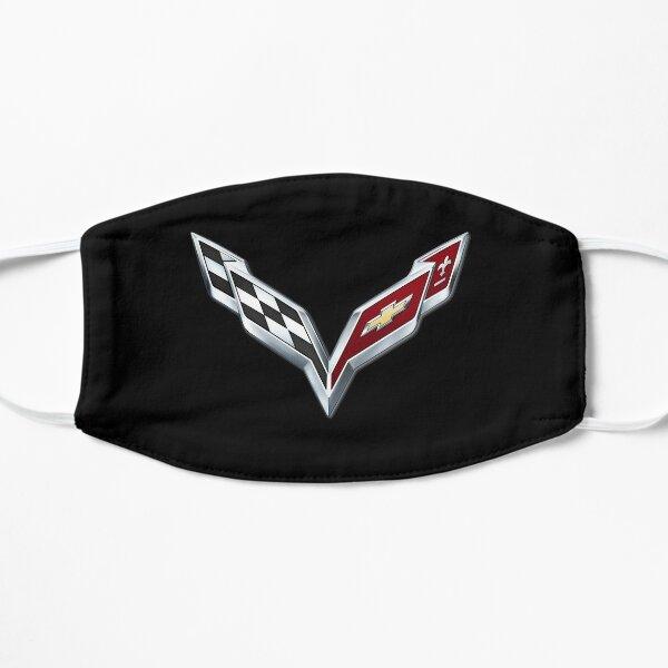 Emblème Corvette C7 Masque sans plis