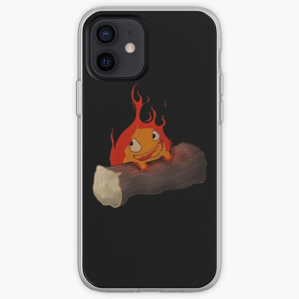 Howls Moving Castle iPhone Soft Case