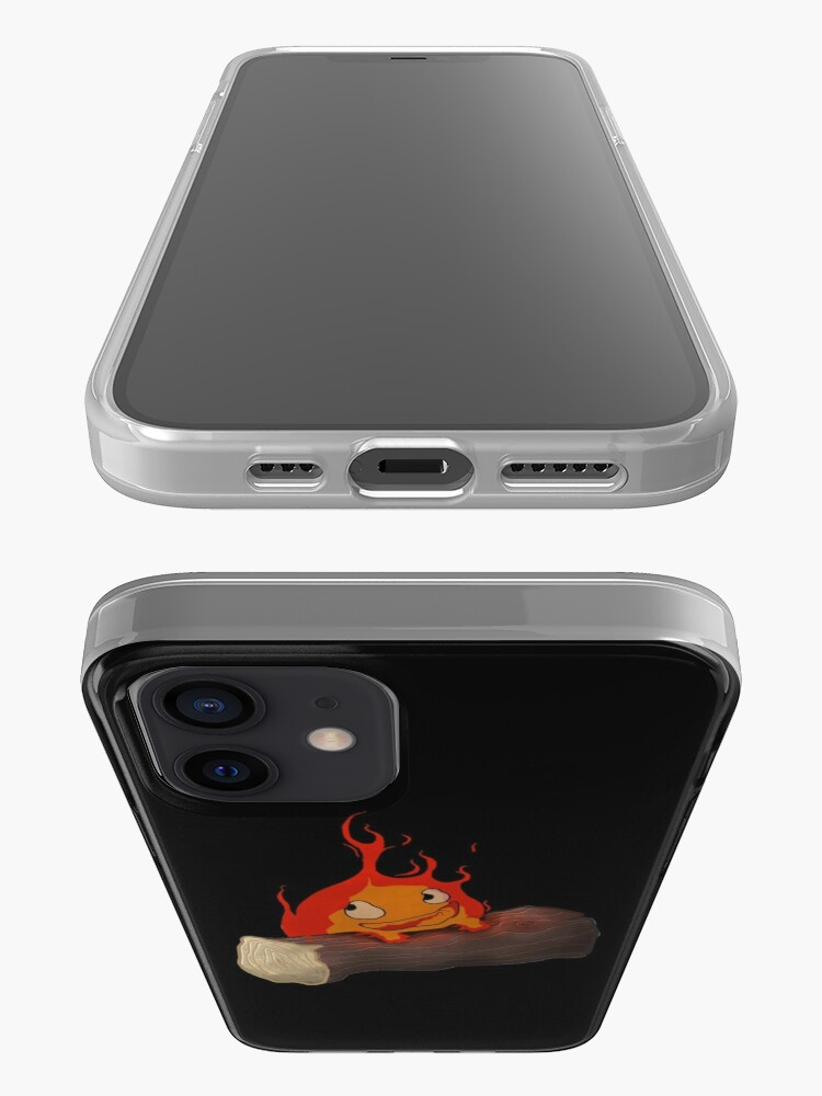 Alternate view of Howls Moving Castle iPhone Case & Cover
