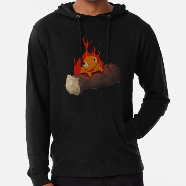 Howls Moving Castle Lightweight Hoodie