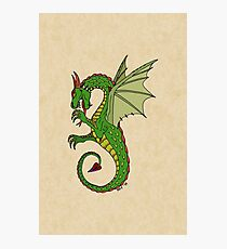 Wyvern Photographic Print