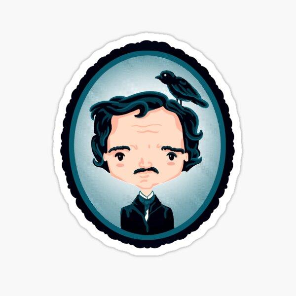 Poe & Crow Sticker
