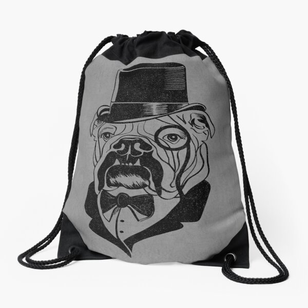 Bully for You Drawstring Bag