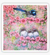 Blossom Family Sticker