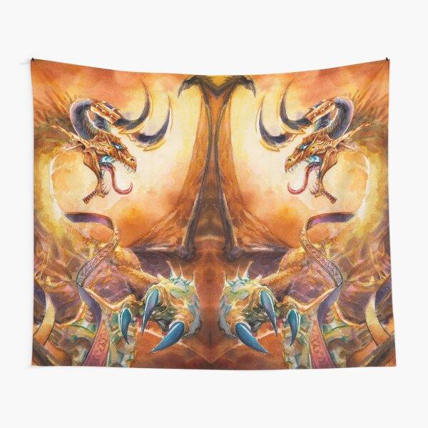Armored Dragon - Nikol Bolas Tapestry