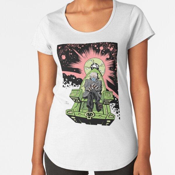 BERNTRON COSMIC  Premium Scoop T-Shirt
