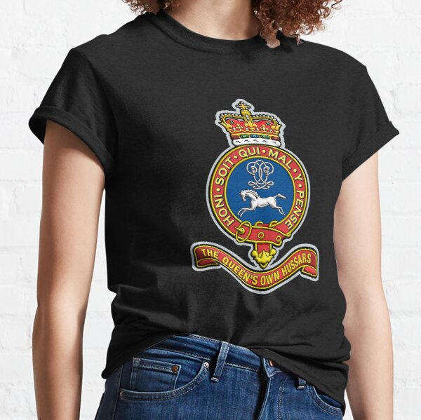 THE QUEENS'S OWN HUSSARS Classic T-Shirt