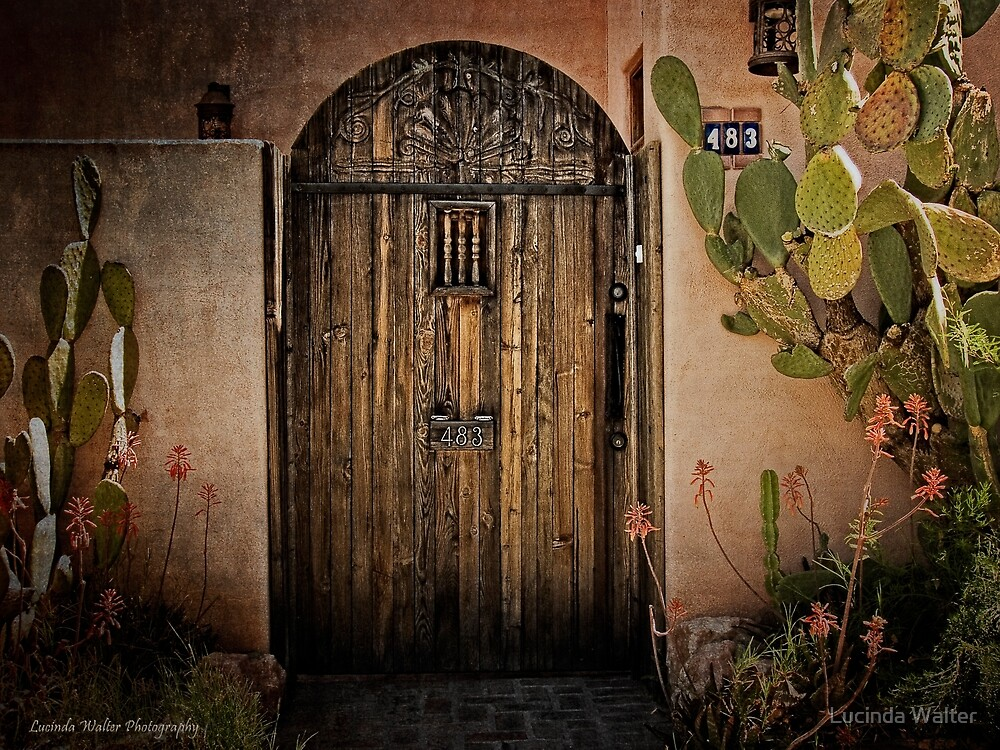 Welcome ~ #483 by Lucinda Walter