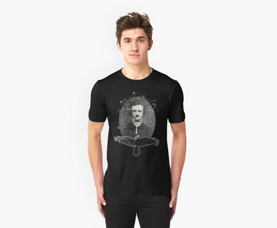Edgar Allan Poe  by scott myst
