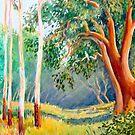Bush Scene near Gingin, WA by Gregory Pastoll