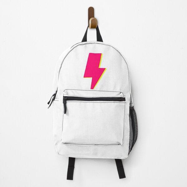 Preppy lightning bolt Backpack