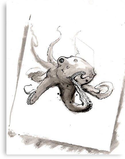 octopus by scott myst