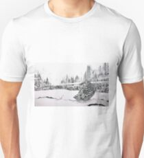 Foggy Morning Unisex T-Shirt