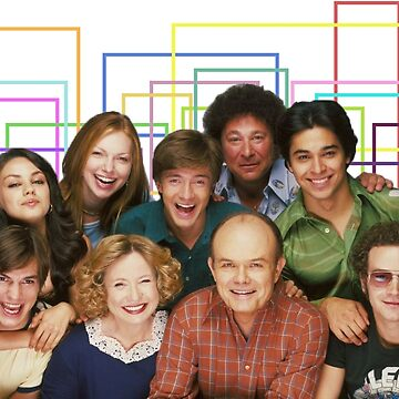 That '70s Show Cast by mhv23