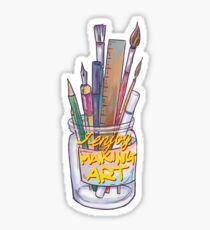 Art! Sticker