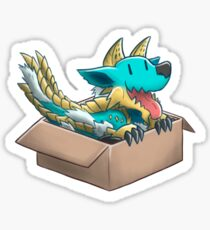 Box Zinogre Sticker