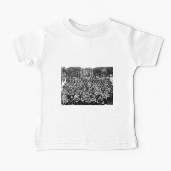 WWII soldiers Baby T-Shirt