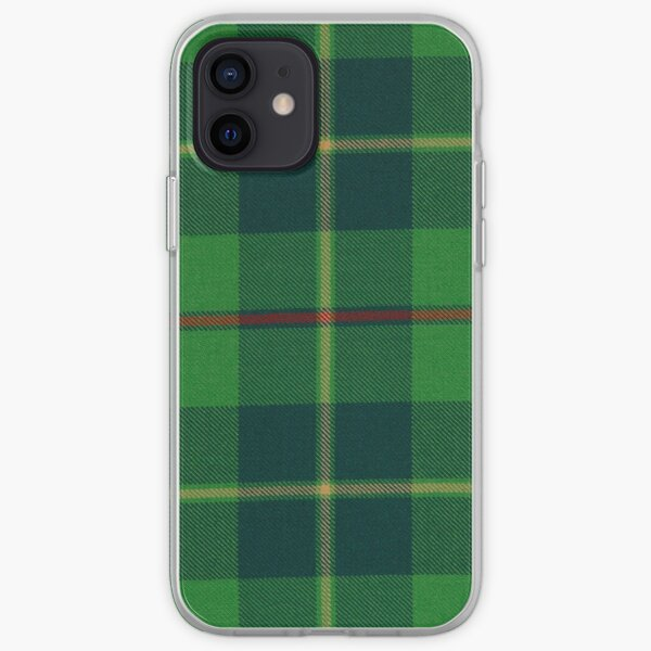 Galloway Hunting Scottish Tartan iPhone Soft Case