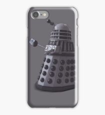 Friendly Dalek iPhone Case/Skin