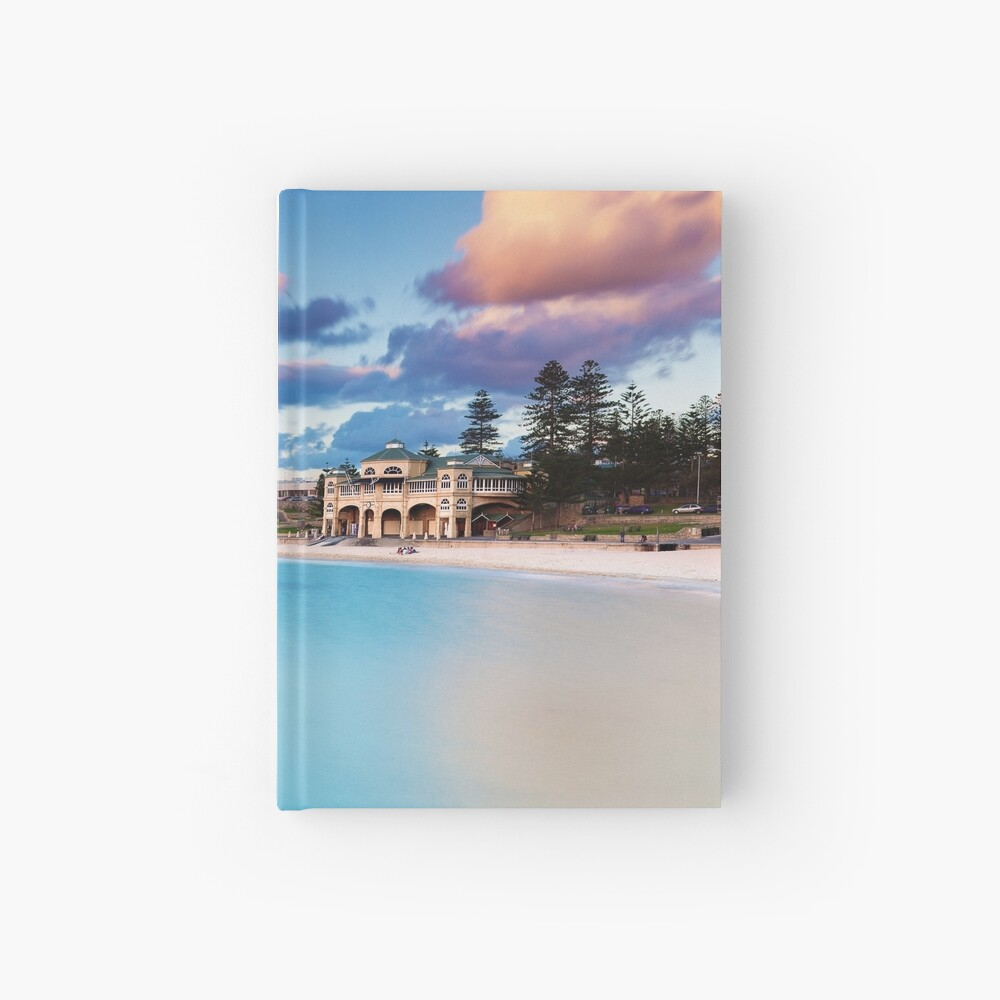 Indiana Teahouse Cottesloe Hardcover Journal
